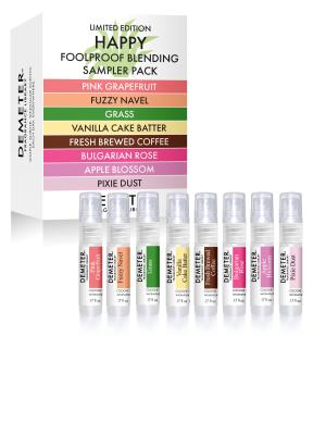 Happy Foolproof Blending Sampler