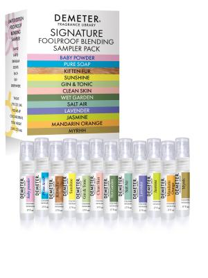 Signature Foolproof Blending Sampler