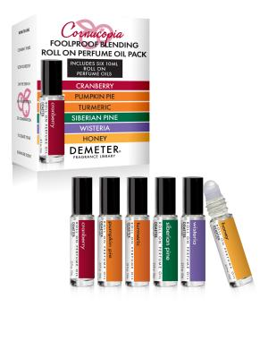 Cornucopia Roll On Perfume Oil Blending Pack