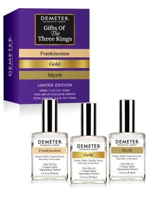 Gifts of The Three Kings 3-piece Trio - Gold, Frankincense, Myrrh