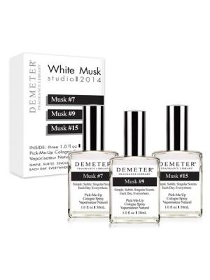 White Musk Studio 1 oz Set - #7, #9, #15