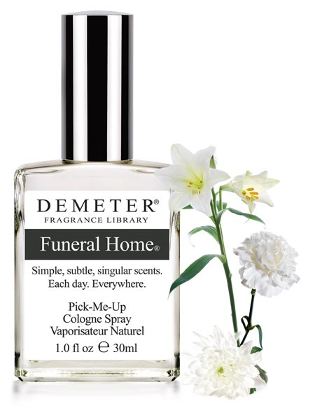 Funeral Home Demeter 174 Fragrance Library