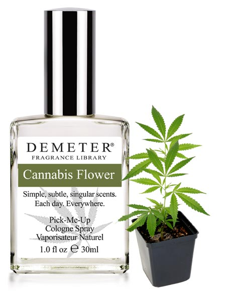 Cannabis Flower Demeter 174 Fragrance Library