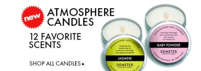 atmosphere soy candles