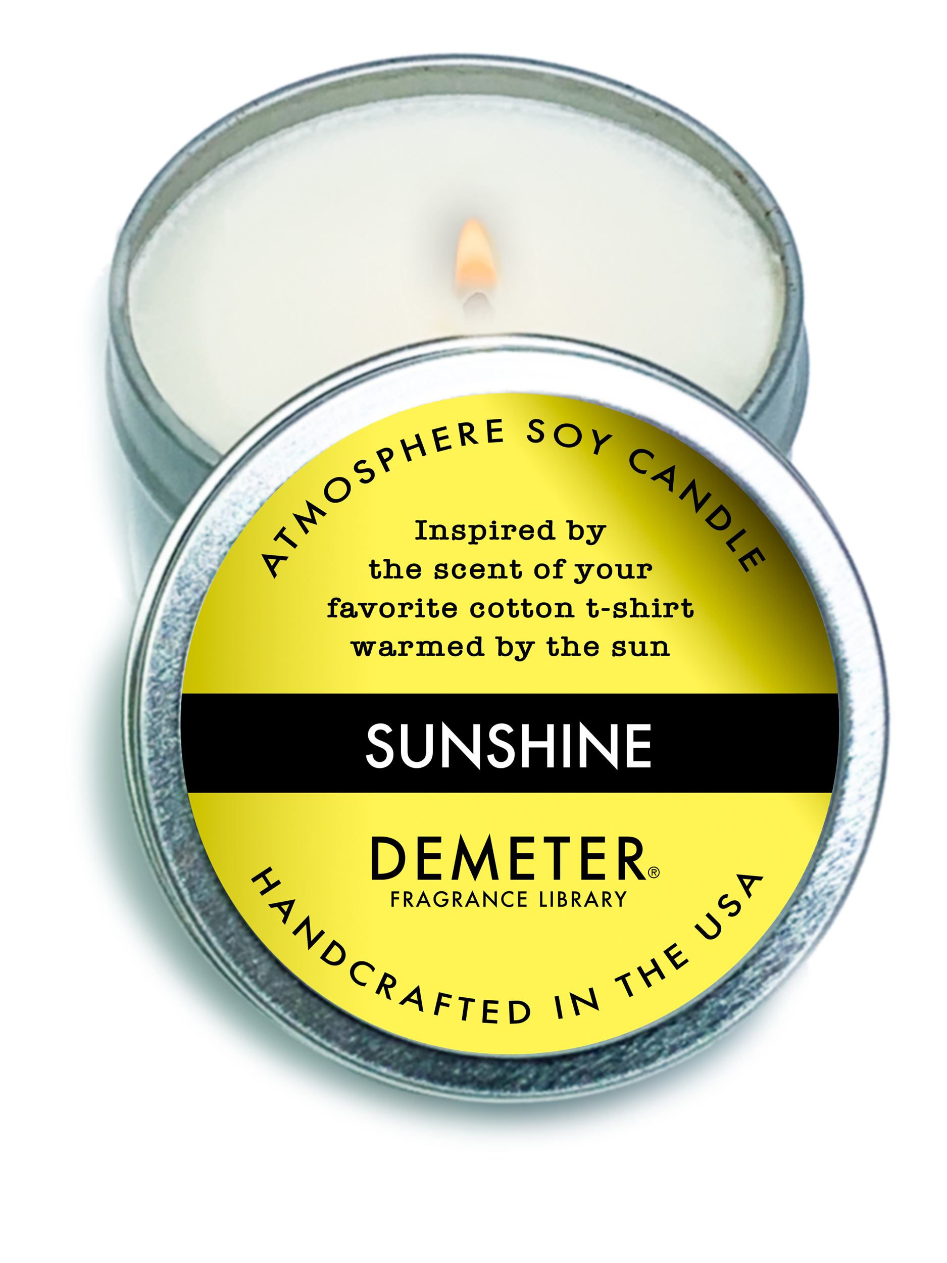 Sunshine Candle