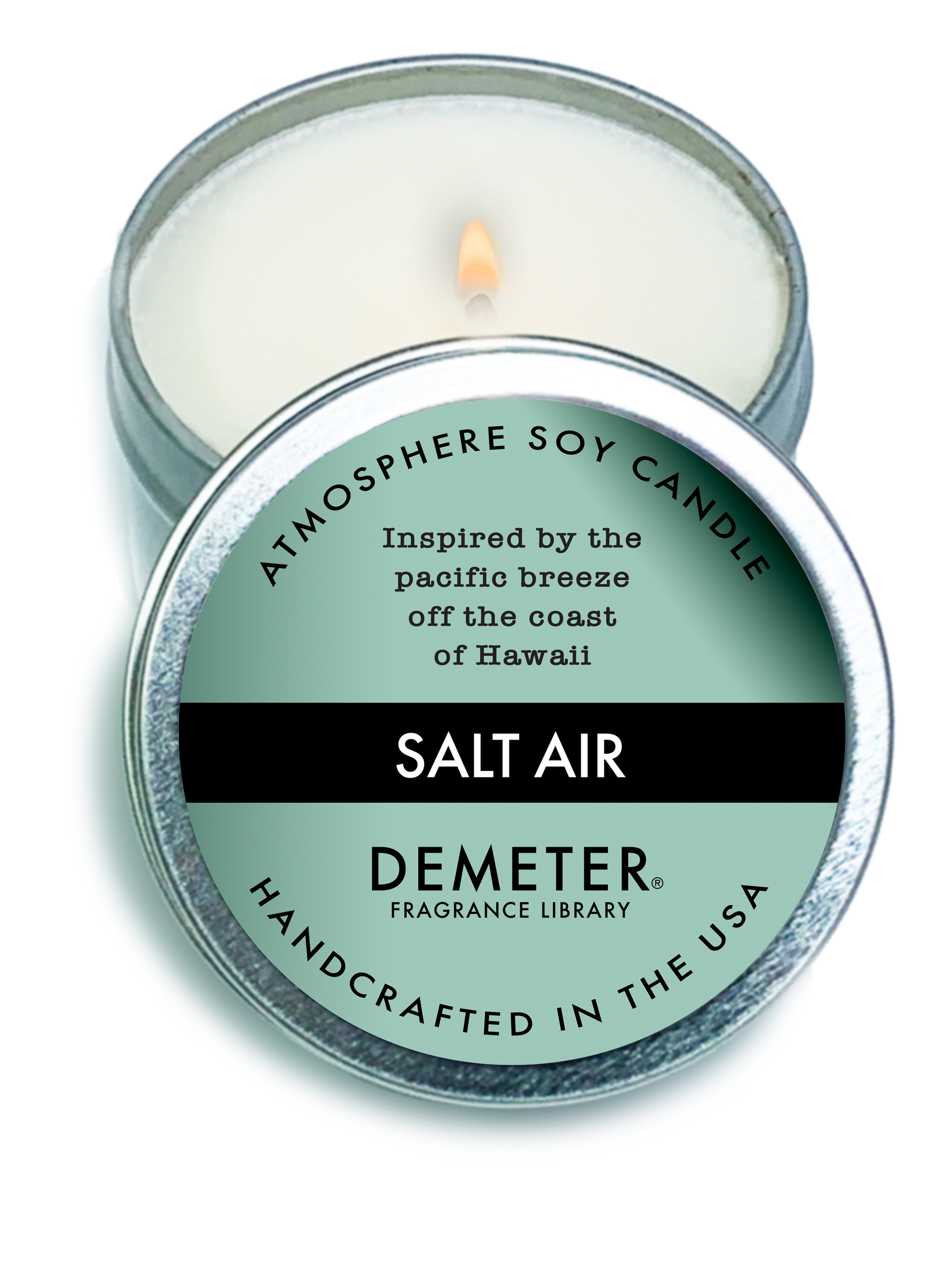 Salt Ait Candle
