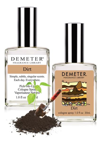 Dirt Demeter 174 Fragrance Library
