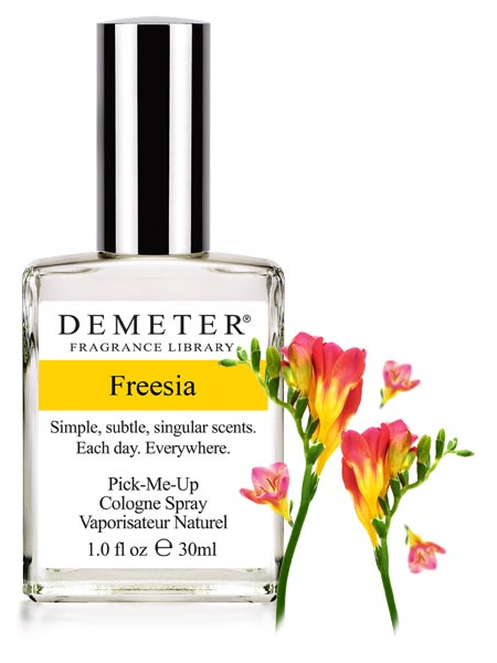 Freesia Demeter 174 Fragrance Library