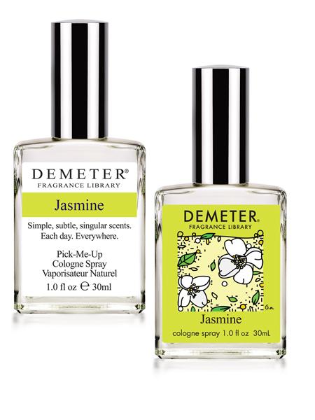 Jasmine Demeter 174 Fragrance Library