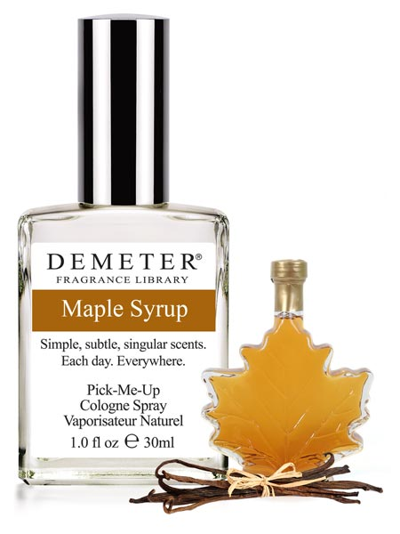 Maple Syrup Demeter 174 Fragrance Library