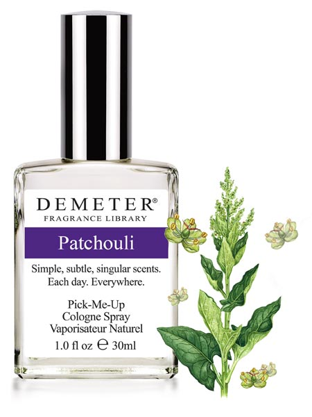 Patchouli Demeter 174 Fragrance Library