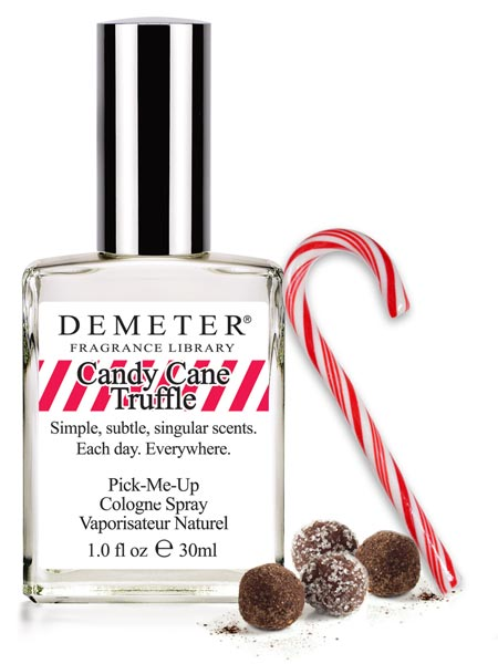 Candy Cane Truffle Demeter 174 Fragrance Library
