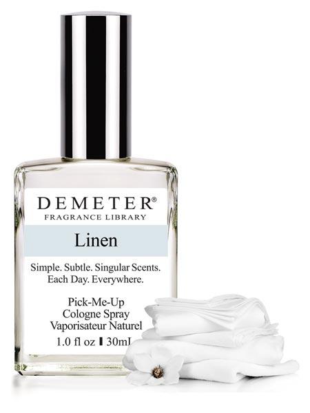 Linen Demeter 174 Fragrance Library