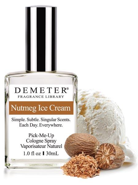 Nutmeg Ice Cream Demeter 174 Fragrance Library