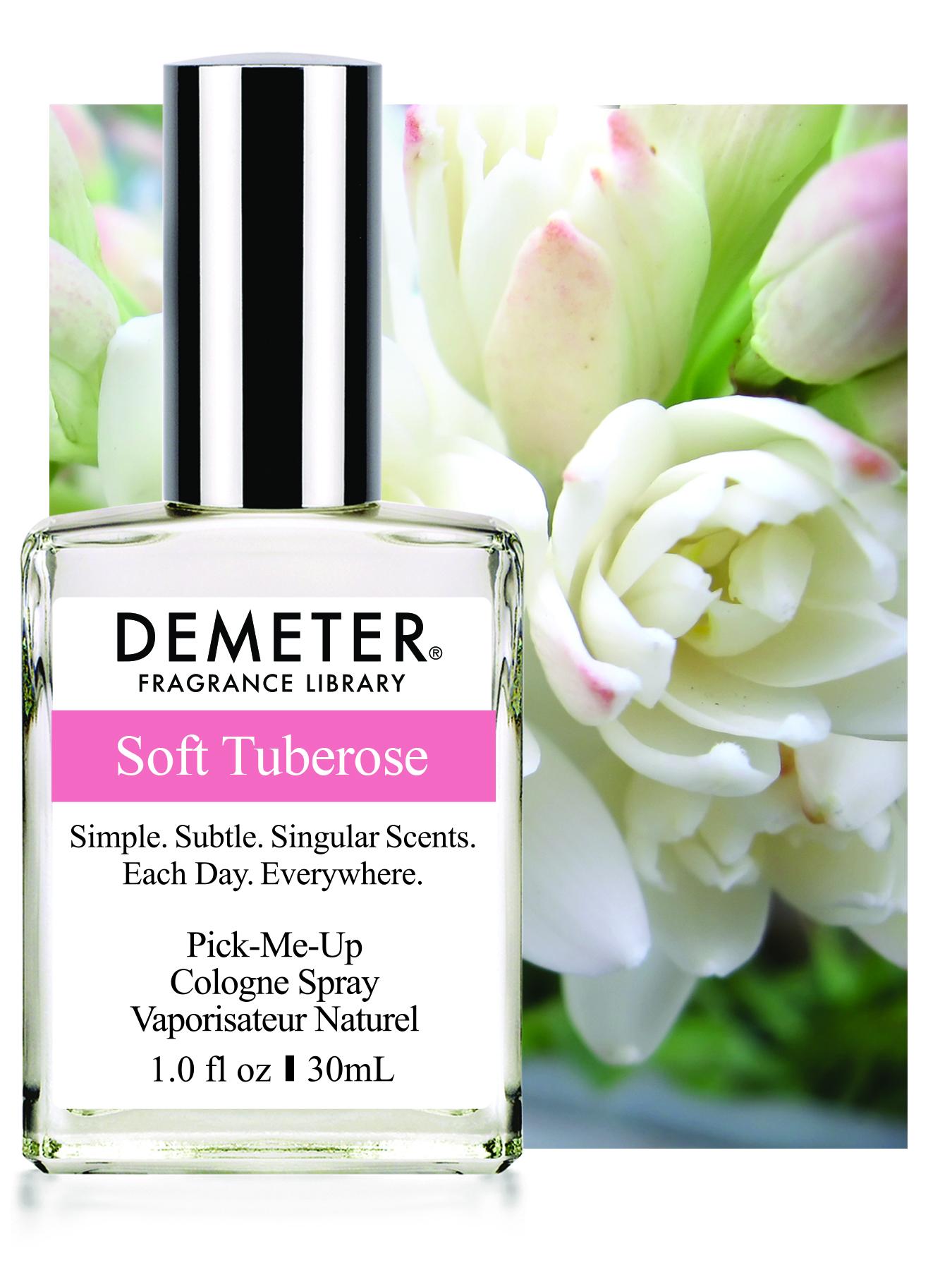 Tuberose soft demeter fragrance library izmirmasajfo