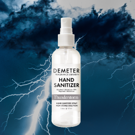 Thunderstorm Hand Sanitizer